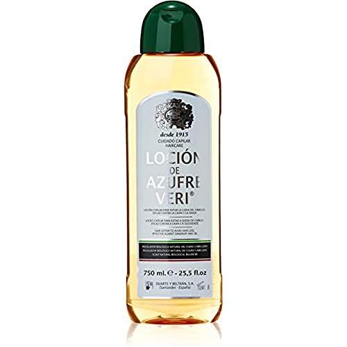 Azufre Veri Loción Anticaída - 750 ml