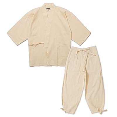 Cotton:85%,Hemp:15% Machine washable (using a net) Made in Japan Shipping weight :810g