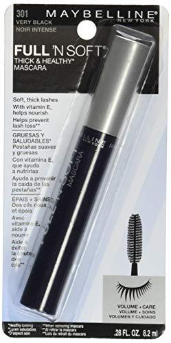Product Image 2: Maybelline Full 'N Soft Washable Mascara, Very Black, 1 Tube