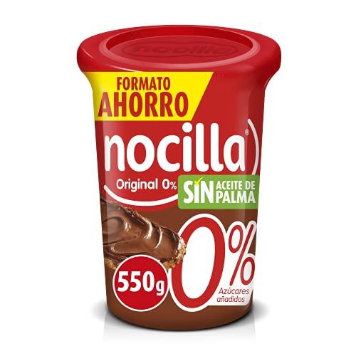 Nocilla Original 0% Azúcares Añadidos - Sin Aceite de Palm