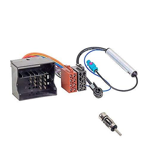 Audioproject A187 - Autoradio Einbau-Set Radioadapter + 2 Antennenadapter...