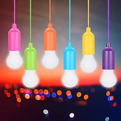 Lampade LED Lamp, Lampadina, Luce Decorativa,lampade led campeggio, Luce da Campeggio Luminosa Per...