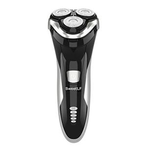 SweetLF Electric Shaver for Men Wet and Dry Waterproof Electric Razor Cordless 3D Rechargeable...