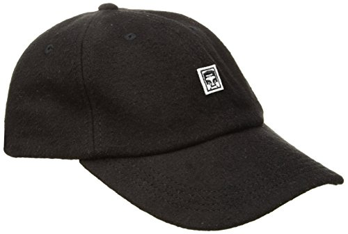 OBEY 22417A001 Cappelli Unisex Nero TU