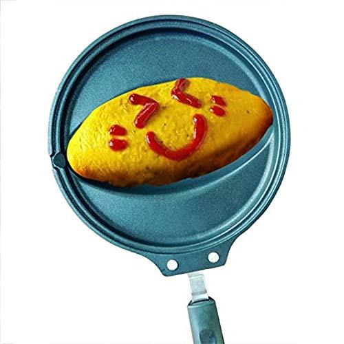 INTER FAST in stile giapponese uovo sacchetto di riso pentola uovo sacchetto di riso padella multifunzione colazione pentola uovo sacchetto di riso ispessimento domestico pentola antiaderente