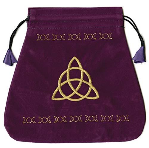 Triple Goddess Velvet Bag (Bolsas de Lo Scarabeo Tarot Bags...