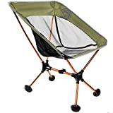 WildHorn Outfitters Terralite Portable Camp/Beach Chair (Supports 350...