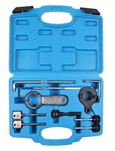 Mekanik Timing Tool Kit Compatible with VW VAG Golf VII, Polo, Audi A3 A4 A5 A6 1.4 1.6 2.0TDI CR 2012>