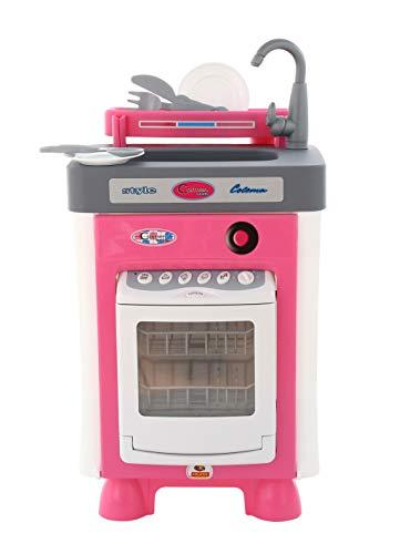 Polesie 47922 Carmen - Cucina con lavastoviglie