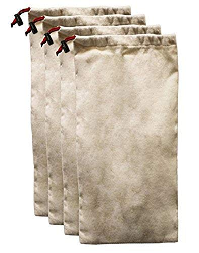 Earthwise Shoe Storage Bags 100% Cotton...