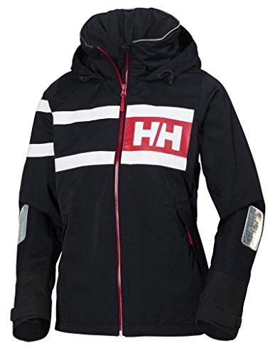 Helly Hansen Damen Jacke W Salt Power, Navy, M
