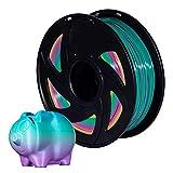 PLA Filament Rainbow Spool,...
