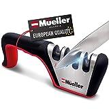 Mueller Original Premium Knife Sharpener, Heavy Duty 4-Stage Diamond Really...