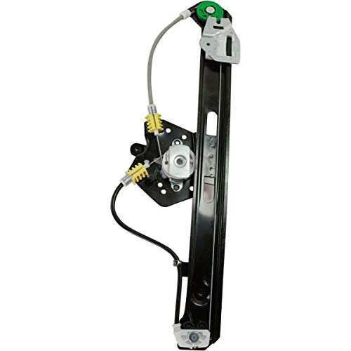New Replacement for OE Power Window Regulator Rear LH Left Driver Side fits BMW 323i 328i 325i 330i E46