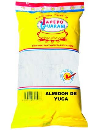 Japero Guarani- Almidón de Yuca - Almidón de Mandioca - Or