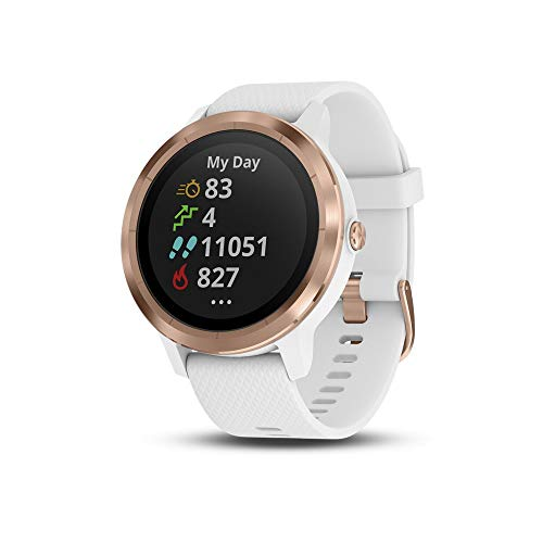 Garmin 010-01769-09 vívoactive 3, GPS Smartwatch with Contactless Payments and Built-in Sports...