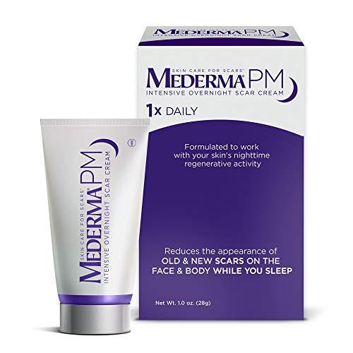 Mederma PM Intensive Overnight Scar Cream - Works...