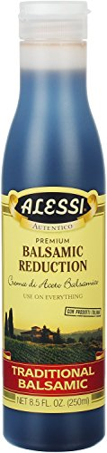 Alessi Traditional Balsamic Vinegar Reduction, 8.5 Ounce