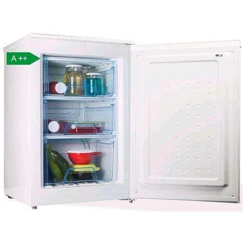 PremierTech Freezer Congelatore 86 litri da -24 gradi 4**** Stelle A++ 39dB PT-FR86