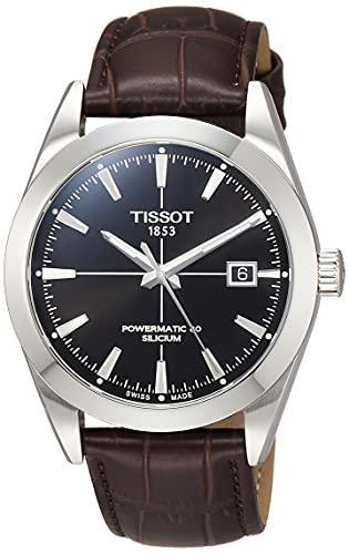 Tissot Herren-Uhren Analog Automatik One Size 87990648