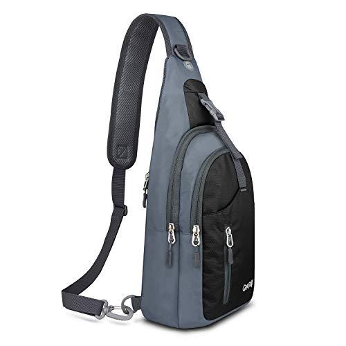 CARQI Sling Bag Shoulder Backpack Crossbody Purse for Hiking...
