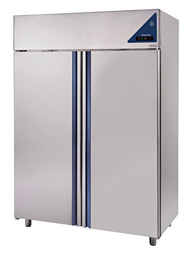 Gast LandoPremium Acciaio Inossidabile Gewerbe di profonda frigoriferoConvezione1200litriAcciaio...