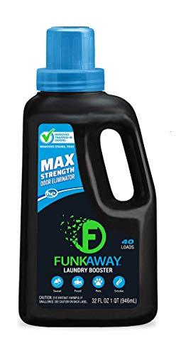 FunkAway Laundry Detergent Booster, 32 oz   Max...