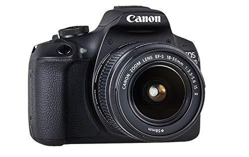 Canon EOS 2000D spiegelreflexcamera   Met lens EF-S 18-55 IS II-set