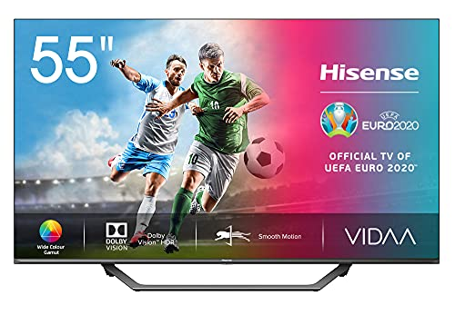 Hisense UHD TV 2020 55AE7400F - Smart TV 55' Resolución 4K,...