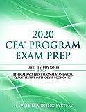 2020 CFA Program Exam Prep Level II: 2020 CFA Level II, Book 1: Ethical and Professional Standards, Quantitative Methods & Economics (2020 CFA Level 2 Exam Prep)