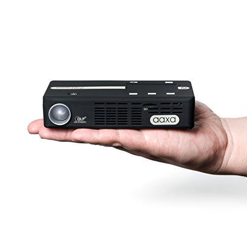 AAXA P4-X Android Wireless Smart Pico Projector,...