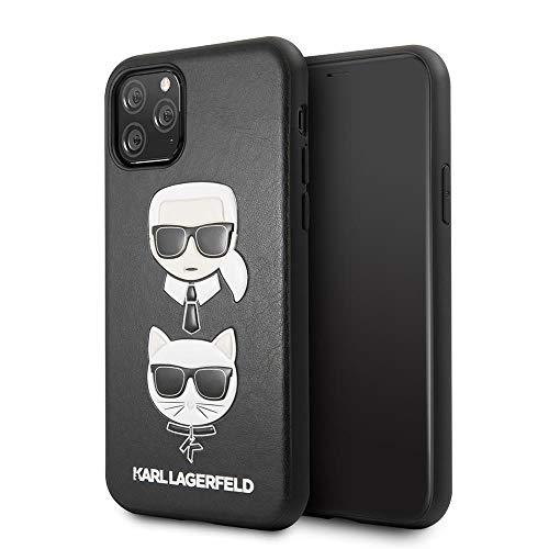 Karl Lagerfeld KLHCN58KICKC Karl & Choupette - Carcasa para iPhone 11...