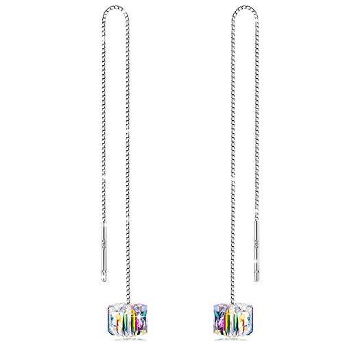 LADY COLOUR Threader Earrings for Women Gifts for Women...