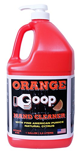 GOOP オレンジグープハンドクリーナー 3.8L