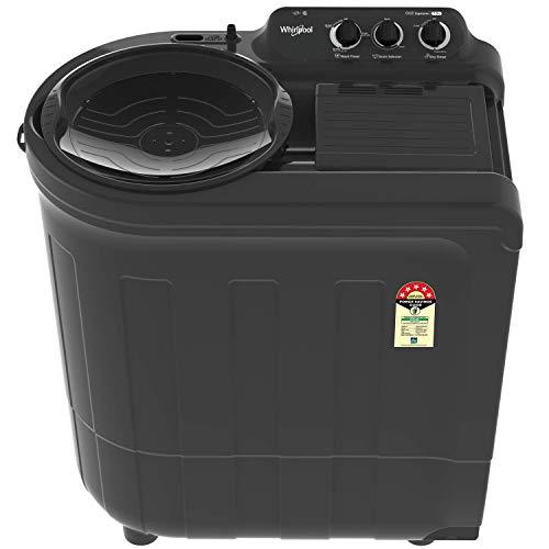 Whirlpool 7.5 Kg 5 Star Semi-Automatic Top Loading Washing Machine (ACE 7.5 SUPREME, Grey Dazzle)