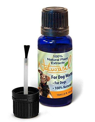 Naturasil Dog Warts Removal Treatment   100%...