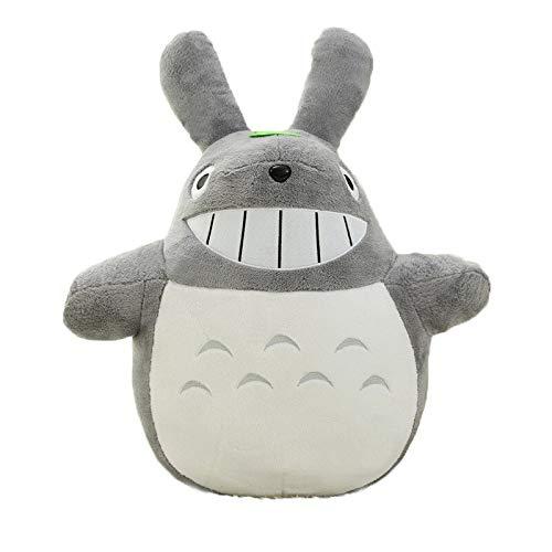 30 CM Nuevo Totoro Peluches Personaje de Dibujos Animados Película de Peluche Estilo Encantador de Peluche Totoro Juguetes Suave Cojín de Cumpleaños 30 CM