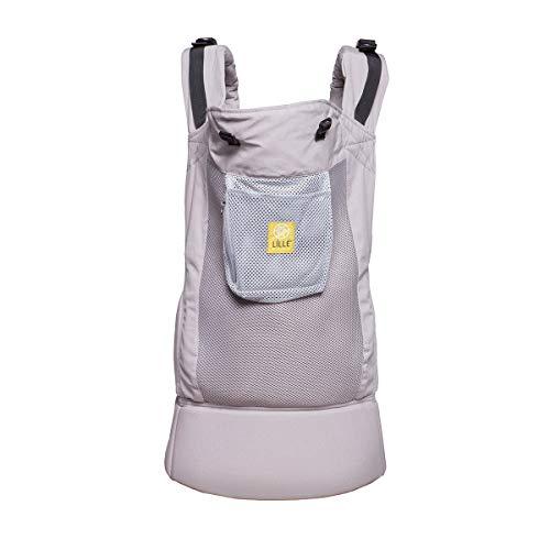 LÍLLÉbaby CarryOn Airflow 3-in-1 Ergonomic Toddler & Child Carrier, Black - 20 to 60 lbs