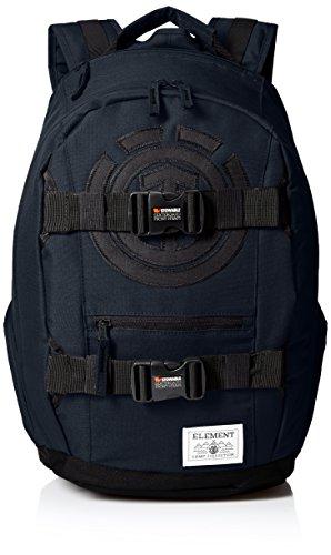 Element Unisex Mohave Skateboard School Backpack, Mohave Midnight Blue