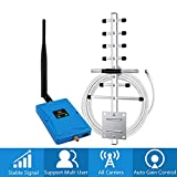 Cell Phone Signal Booster for Home and Office - Dual Band 850/1700/2100MHz Band 4 Band 5 Signal Repeater Amplifier Kit Boosts GSM 3G 4G LTE Voice & Data for AT&T Verizon T-Mobile