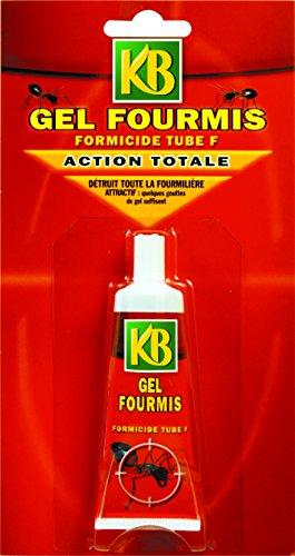Home Difesa KB formiche Tubo Gel 30g, Rosso, 11x 2, 6x 21cm