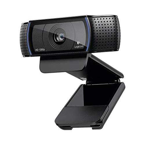 ロジクール ウェブカメラ C920r ブラック フルHD 1080P ウェブカム ストリーミング 国内正規品 2年間メーカ...