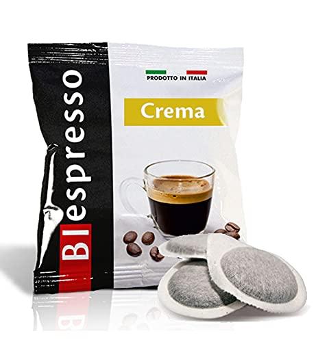 Caffè Biespresso - Cialde XP 38 mm gusto Crema (200 Cialde)