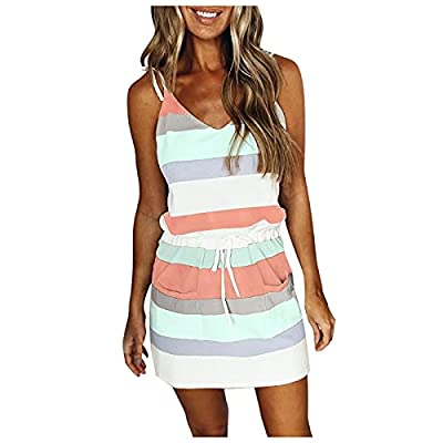 ♣ Material-Malltop Shawn's bohemian ladies dress is made of polyester. Soft, comfortable, breathable, skin-friendly, comfortable to the touch, and make you feel good. Please be sure to buy at Malltop Shawn. ♣ Feature - Womens boho dress, floral dress...