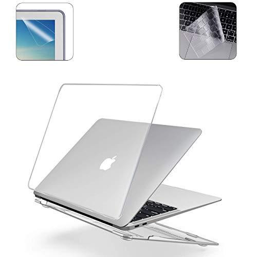 i-Buy Custodia Rigida Compatibile per MacBook Air...
