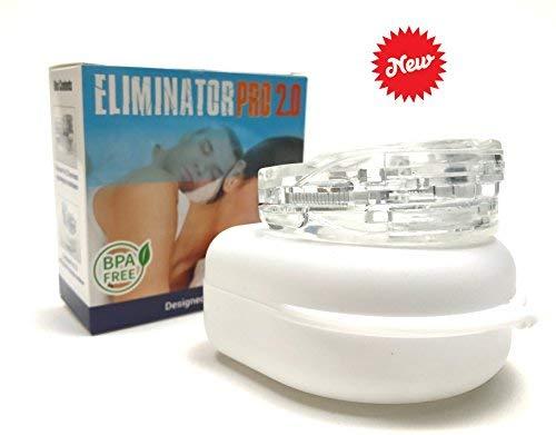 USA Eliminator PRO Best Sleep Aid Custom Bruxism Night Mouth Guard Mouthpiece