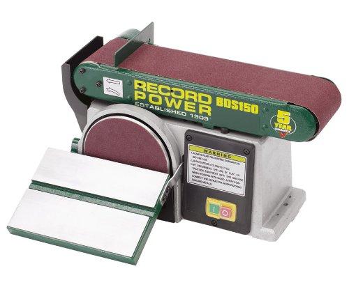 Band-Tellerschleifer BDS 150-250 Watt - 5 Jahre Garantie incl. Schleifmittelset