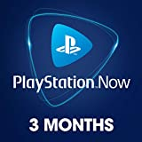 PlayStation Now: 3 Month Subscription [Digital Code] (Software Download)