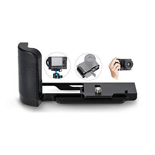 JJC 金属 ハンドグリップ シグマ Sigma FP カメラ適用 HG-21 交換 電池交換が便利