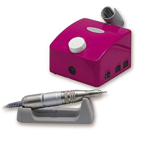 Marathon K35 Cube Nail Drill Machine, Dark Pink